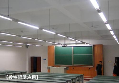 GKL3018LED泛光燈具教室應用